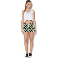 Colour Pleasure Spodnie damskie CP-020 4 biało-niebieskie r. M/L. Spodnie dresowe damskie marki Nike. Za 72.34 zł.