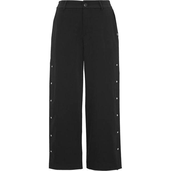 Zoey Szerokie spodnie do kostki Athena czarny female czarny XL (5456)