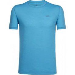 Icebreaker Koszulka Sportowa Mens Tech Lite Ss Crewe Capri/Capri Xl. Niebieskie koszulki sportowe męskie Icebreaker, z nylonu, z krótkim rękawem. W wyprzedaży za 179.00 zł.