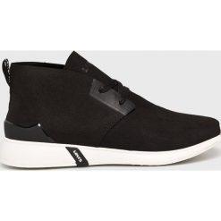 Levi's - Buty Black Tab Desert. Czarne buty sportowe męskie Levi's, z gumy. Za 369.90 zł.