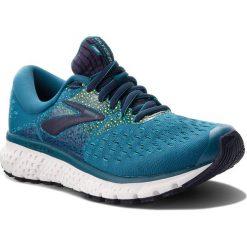 Buty BROOKS - Glycerin 16 120278 1B 448 Blue/Navy/Nightlife. Niebieskie obuwie sportowe damskie Brooks, z materiału. W wyprzedaży za 509.00 zł.