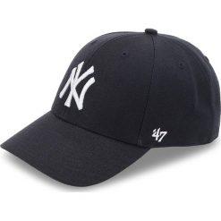 Czapka z daszkiem 47 BRAND - New York Yankees 47 B-MVP17WBV-HM Granatowy. Niebieskie czapki i kapelusze męskie 47 Brand. Za 89.00 zł.