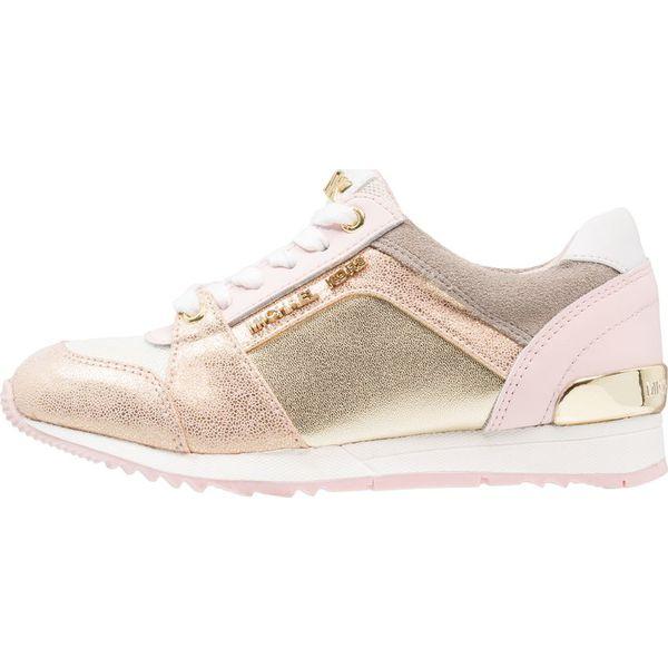 1219ac66baa6a Michael Kors ZIA ALLIE SAY Tenisówki i Trampki soft pink platin gold ...