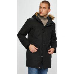 DC - Kurtka. Czarne kurtki męskie DC, z bawełny. W wyprzedaży za 639.90 zł.