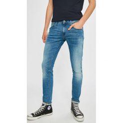 G-Star Raw - Jeansy Deconstructed. Niebieskie jeansy męskie G-Star Raw. Za 599.90 zł.