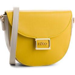 Torebka NOBO - NBAG-E2020-C002 Żółty z Szarym. Żółte listonoszki damskie Nobo, ze skóry ekologicznej. W wyprzedaży za 129.00 zł.