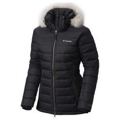 Columbia Kurtka Zimowa Damska Ponderay Jacket Black M. Czarne kurtki sportowe damskie Columbia, na zimę. Za 799.00 zł.