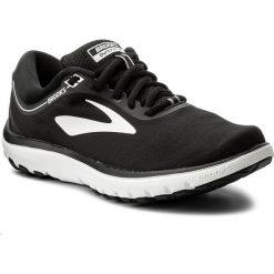 Buty BROOKS - PureFlow 7 120262 1B 048 Black/White. Czarne obuwie sportowe damskie Brooks, z materiału. W wyprzedaży za 299.00 zł.