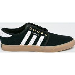 Adidas Originals - Tenisówki Seeley. Szare trampki męskie adidas Originals, z gumy. W wyprzedaży za 259.90 zł.