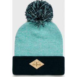 True Spin - Czapka. Niebieskie czapki i kapelusze męskie True Spin. W wyprzedaży za 49.90 zł.