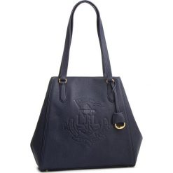Torebka LAUREN RALPH LAUREN - Tote 431707716002  Navy. Niebieskie torebki do ręki damskie Lauren Ralph Lauren, ze skóry. Za 1,519.00 zł.