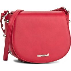 Torebka MONNARI - BAG2550-005 Red. Czerwone listonoszki damskie Monnari, ze skóry ekologicznej. W wyprzedaży za 119.00 zł.
