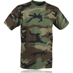 Koszulka t-shirt Helikon Classic Army US woodland. T-shirty i topy dla dziewczynek marki bonprix. Za 41.40 zł.