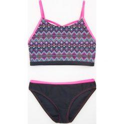 Dwuczęściowy strój kąpielowy - Czarny. Stroje kąpielowe dla dziewczynek Reserved. W wyprzedaży za 29.99 zł.