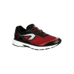 Buty do biegania KIPRUN LONG męskie. Czerwone buty sportowe męskie KALENJI, z gumy. Za 249.99 zł.