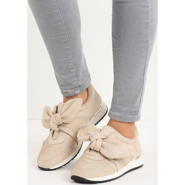 0d893c81 Beżowe Sneakersy Instruction