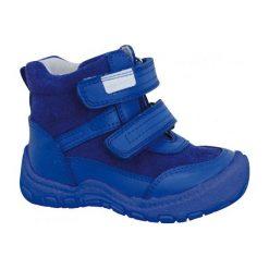 Protetika Buty Zimowe Za Kostkę Chłopięce Mel 23 Niebieskie. Niebieskie buty zimowe chłopięce Protetika, ze skóry. Za 149.00 zł.