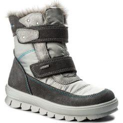 Śniegowce SUPERFIT - GORE-TEX 1-00214-06 S Stone Kombi. Buty zimowe dziewczęce marki bonprix. W wyprzedaży za 259.00 zł.