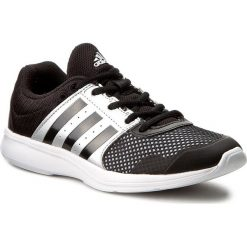 Buty adidas - Essential Fun II W BB1524 Cblack/Cblack. Czarne obuwie sportowe damskie Adidas, z materiału. W wyprzedaży za 169.00 zł.