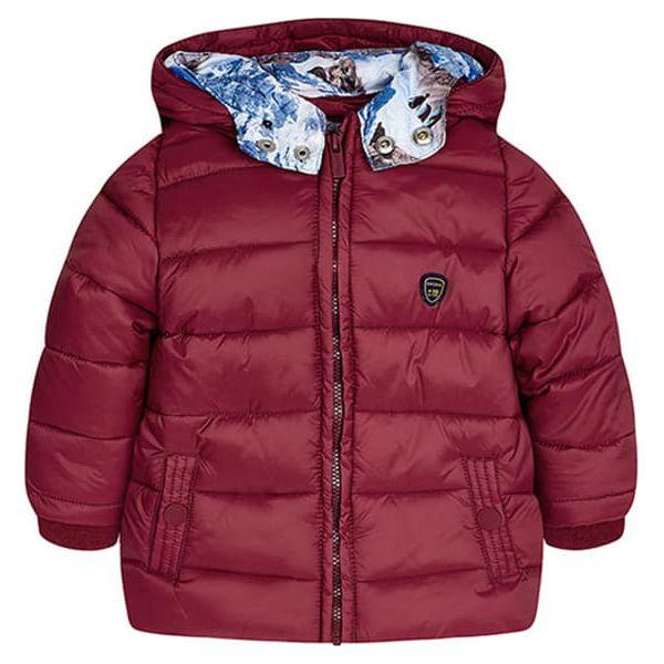 0be1876f04 Kurtka w kolorze czerwonym - Czerwone kurtki i płaszcze dla chłopców ...