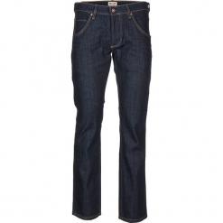 """Dżinsy """"Michigan"""" - Regular fit - w kolorze granatowym. Niebieskie jeansy męskie Mustang. W wyprzedaży za 173.95 zł."""