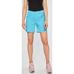 Columbia - Szorty. Brązowe szorty sportowe damskie Columbia, z elastanu. W wyprzedaży za 219.90 zł.