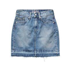 Spódnica w kolorze niebieskim. Niebieskie spódniczki dla dziewczynek Pepe Jeans. W wyprzedaży za 134.95 zł.