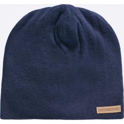 Trussardi Jeans - Czapka. Niebieskie czapki i kapelusze męskie TRUSSARDI JEANS. W wyprzedaży za 139.90 zł.