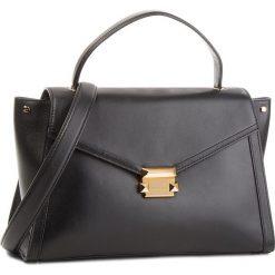 Torebka MICHAEL MICHAEL KORS - Whitney 30T8GXIS2L  Black 1. Czarne torebki do ręki damskie MICHAEL Michael Kors, ze skóry. W wyprzedaży za 1,299.00 zł.