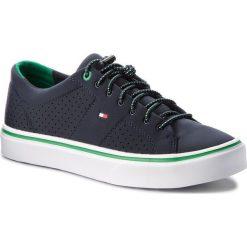 Tenisówki TOMMY HILFIGER - Lightweight Neoprene Sneaker FM0FM01351 Midnight 403. Trampki męskie marki Converse. W wyprzedaży za 259.00 zł.