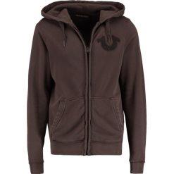 True Religion HORSESHOE Bluza rozpinana brown. Kardigany męskie True Religion, z bawełny. Za 839.00 zł.