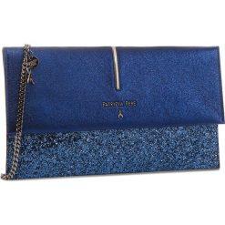 Torebka PATRIZIA PEPE - 2V5460/A2HE-F1TB  Blue Glitter. Niebieskie torebki do ręki damskie Patrizia Pepe, ze skóry. Za 889.00 zł.