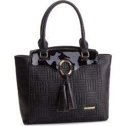 Torebka MONNARI - BAG3720-020 Black. Czarne torby na ramię damskie Monnari. W wyprzedaży za 199.00 zł.