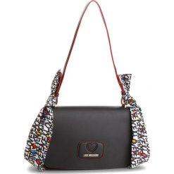 Torebka LOVE MOSCHINO - JC4253PP05KF0000 Nero. Czarne torebki do ręki damskie Love Moschino, ze skóry ekologicznej. W wyprzedaży za 469.00 zł.
