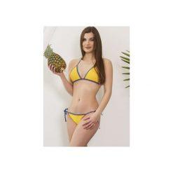 Kostium kąpielowy Santorini żółty. Żółte kostiumy jednoczęściowe damskie Dobrzykowska. Za 360.00 zł.