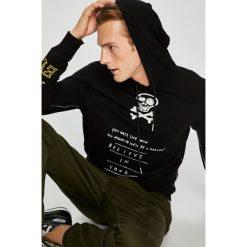 Diesel - Sweter. Czarne swetry przez głowę męskie Diesel. Za 849.90 zł.