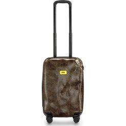 Walizka Surface kabinowa Brown Fur. Brązowe walizki męskie Crash Baggage, z motywem zwierzęcym. Za 999.00 zł.