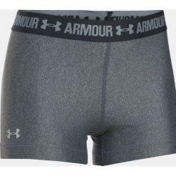 Under Armour Spodenki damskie HeatGear Armour Shorty szaro-czarne r. S (1297899-090). Spodnie dresowe damskie Under Armour. Za 71.40 zł.