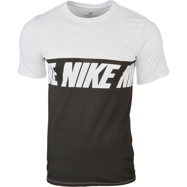 33256b3f8a7 Nike Repeat Logo T-Shirt 856475-100 - T-shirty męskie Nike. W ...