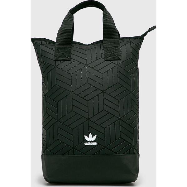 4a5d3be5eb adidas Originals - Torebka - Czarne torby na laptopa damskie marki ...