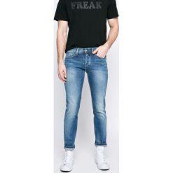 Pepe Jeans - Jeansy Cane. Niebieskie jeansy męskie Pepe Jeans. W wyprzedaży za 279.90 zł.