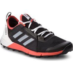 Buty adidas - Terrex Agravic Speed CM7578 Cblack/Ftwwht/Hirere. Czarne buty sportowe męskie Adidas, z materiału. W wyprzedaży za 449.00 zł.