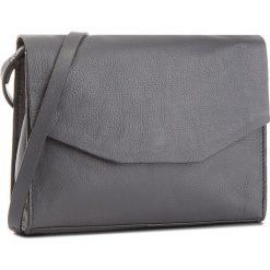 Torebka CLARKS - Treen Island 261347110  Dark Grey Leather. Szare listonoszki damskie Clarks, ze skóry. W wyprzedaży za 209.00 zł.