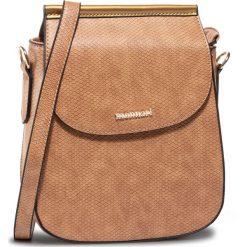 Brązowe torebki damskie Monnari Kolekcja wiosna 2020