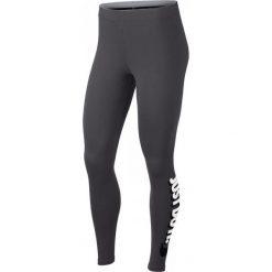 Nike Legginsy Damskie W Nsw Lggng Jdi Club Gunsmoke Black Xs. Czarne legginsy damskie Nike, z bawełny. Za 105.00 zł.