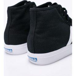 Adidas Originals - Trampki Matchcourt High RX. Szare trampki męskie adidas Originals, z materiału. W wyprzedaży za 299.90 zł.