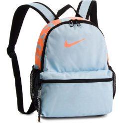 Plecak NIKE - BA5559 494. Niebieskie plecaki damskie Nike, z materiału, sportowe. Za 79.00 zł.