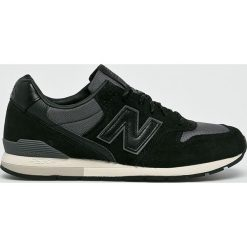 New Balance - Buty MRL996MS. Czarne buty sportowe męskie New Balance. W wyprzedaży za 399.90 zł.