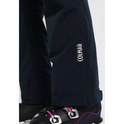 Colmar SCI DONNA Spodnie narciarskie blue black. Spodnie sportowe damskie Colmar, z materiału, sportowe. W wyprzedaży za 1,016.10 zł.