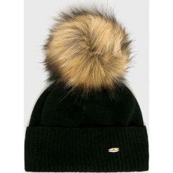 Starling - Czapka Tristano. Szare czapki i kapelusze damskie Starling, z dzianiny. Za 159.90 zł.